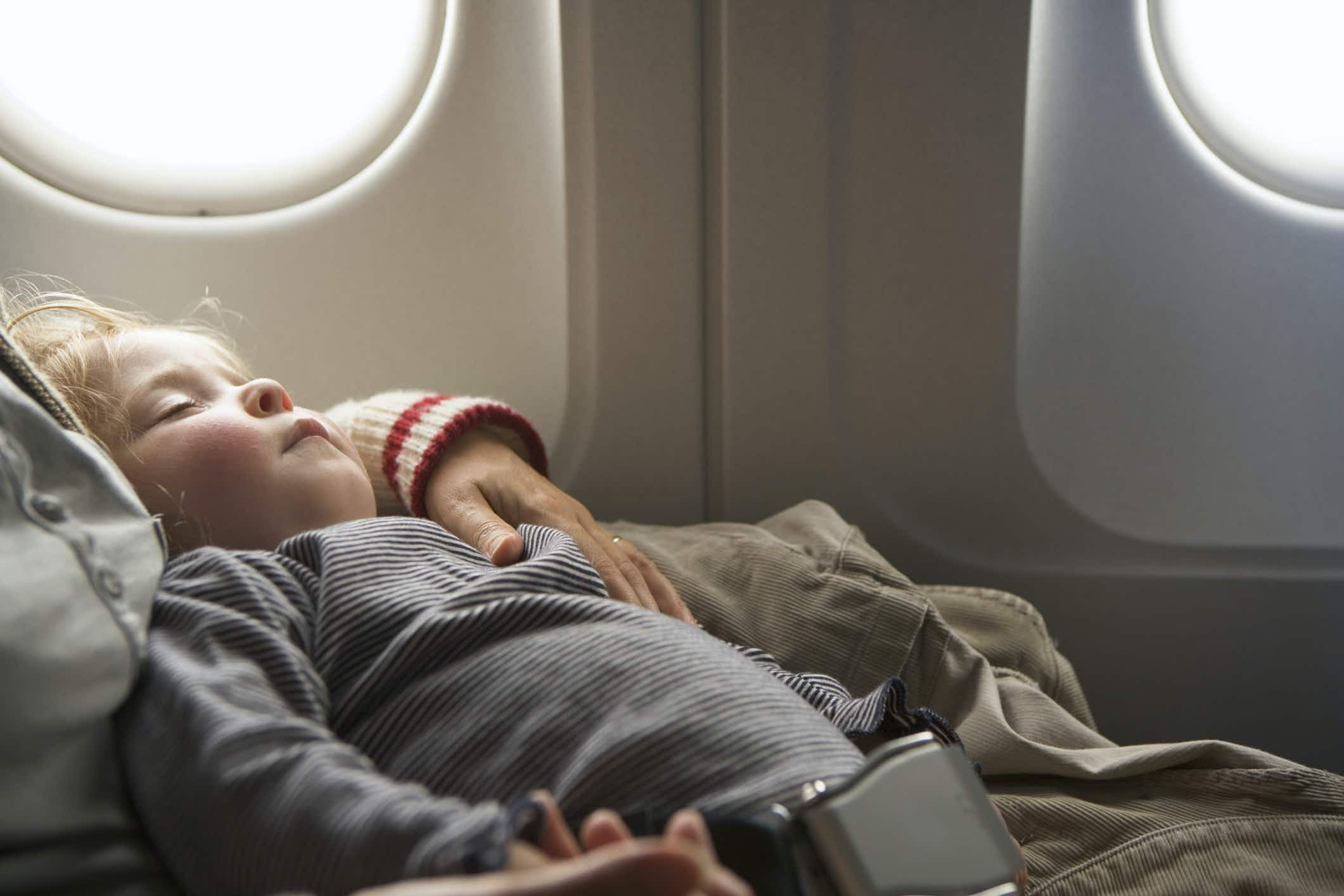 Could this be the end of children flying on their parents' laps?