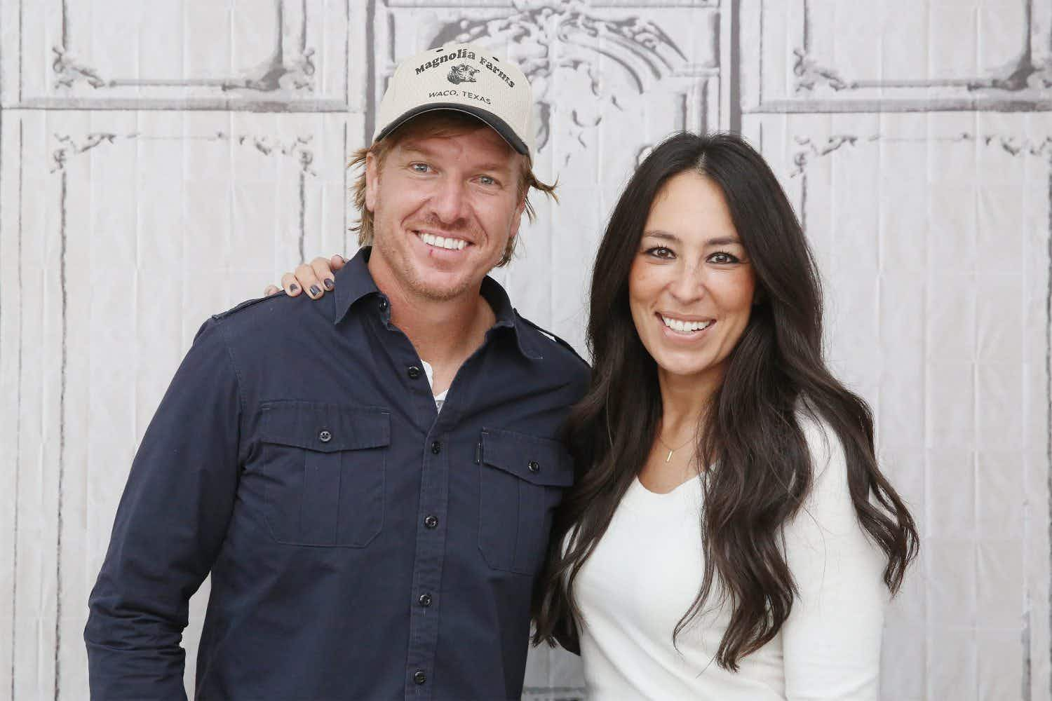'Fixer Upper' stars Chip and Joanna Gaines are opening a coffee shop and have bought a castle