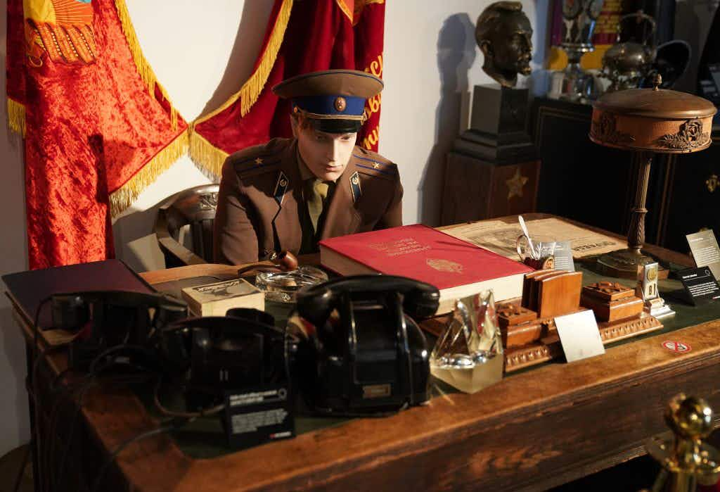 Learn the secrets of the KGB at this Manhattan spy museum
