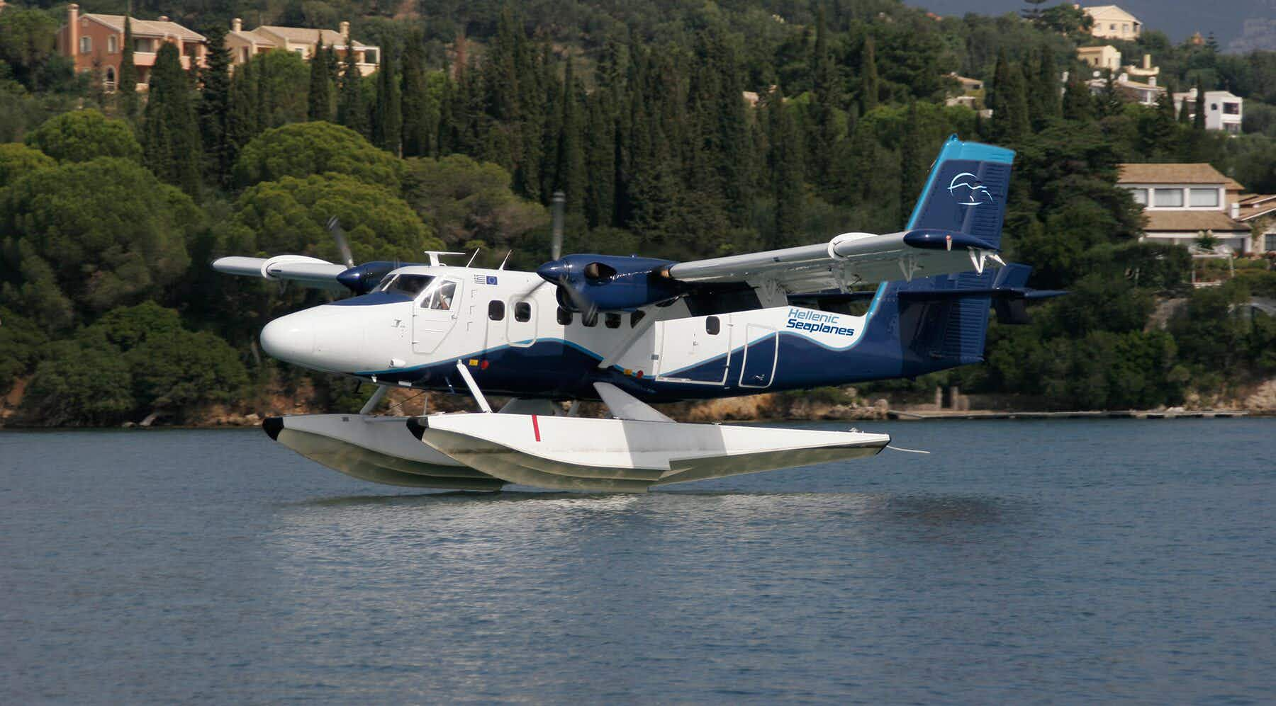 Planning to island hop in Greece this summer? Seaplanes are set to make it a lot easier