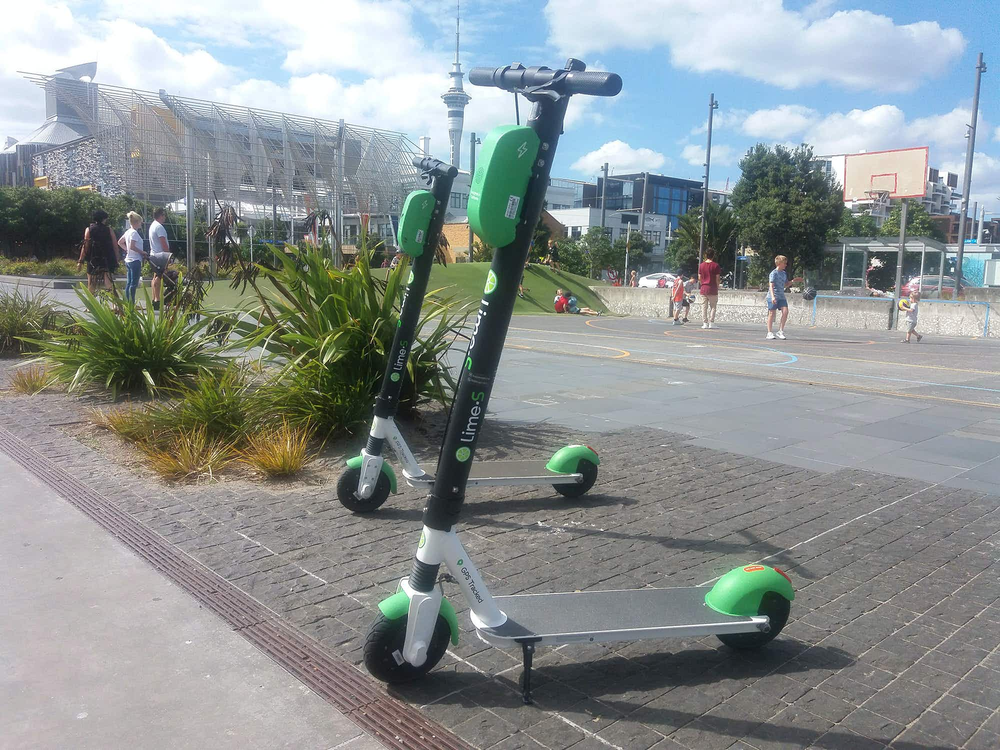 E-scooters on track to have a significant impact in New Zealand cities