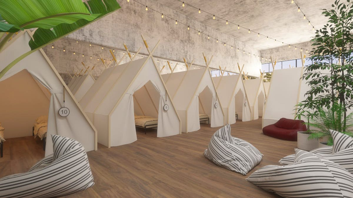 mediterranean decor tuvalu home.htm a low cost pod hostel is opening in tel aviv next month lonely  pod hostel is opening in tel aviv
