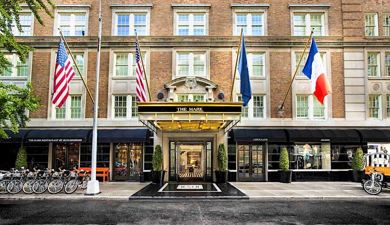 Inside the lavish New York hotel where Meghan Markle celebrated her baby shower