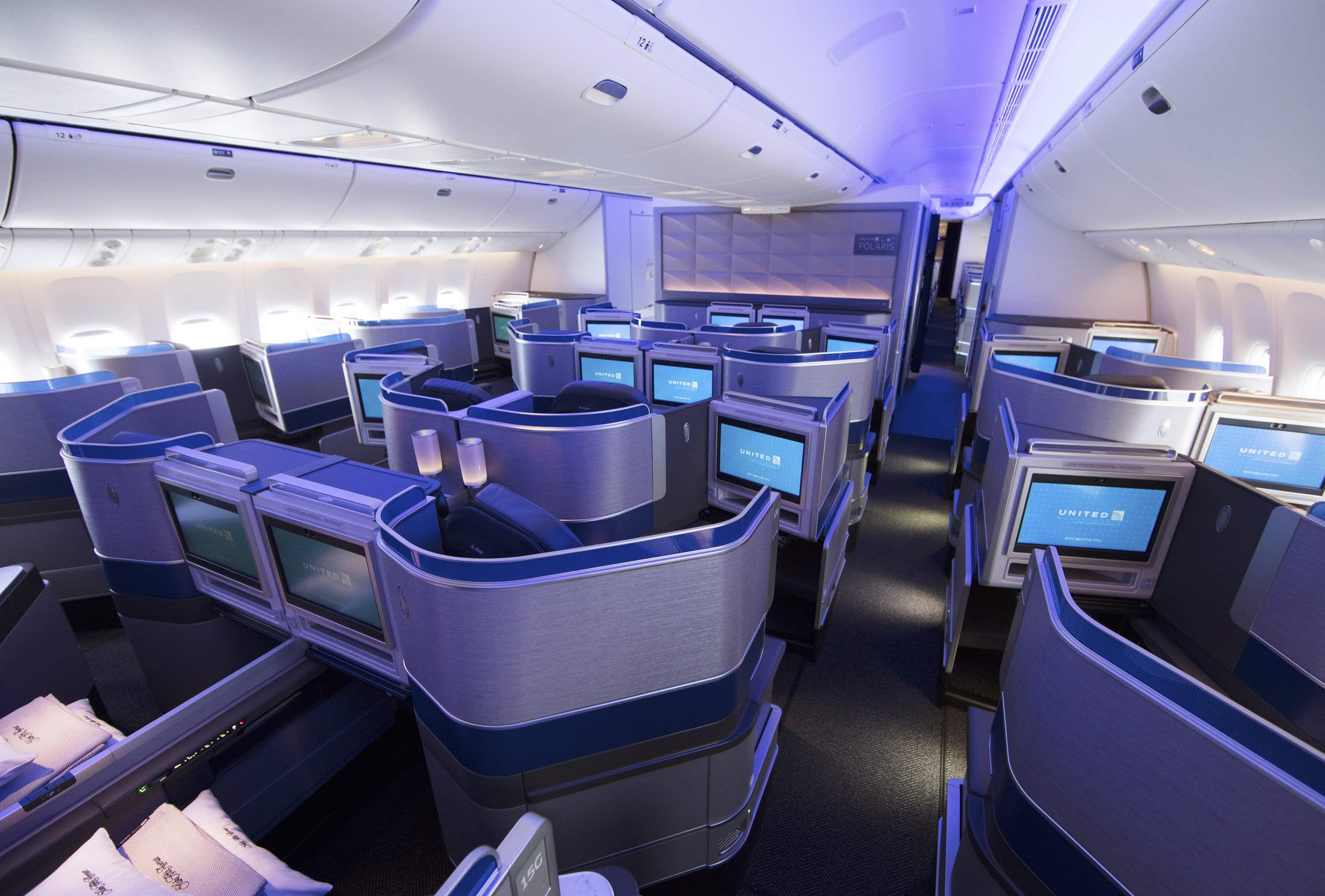 United plans to increase the number of premium seats on planes