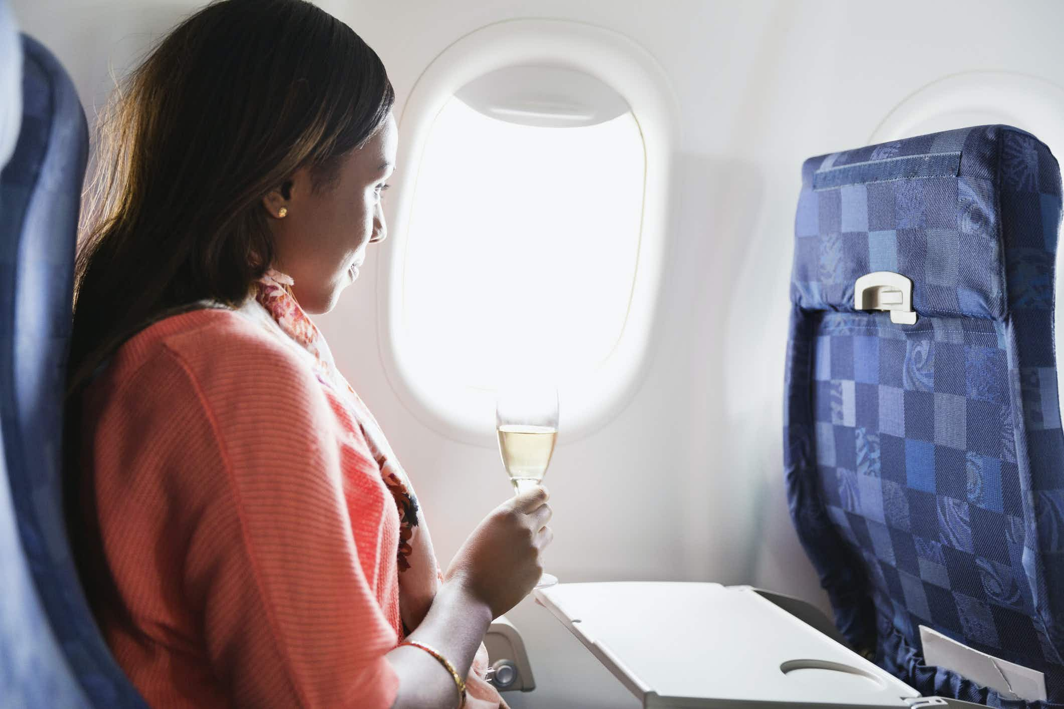 Which airline offers the best wine list to passengers?