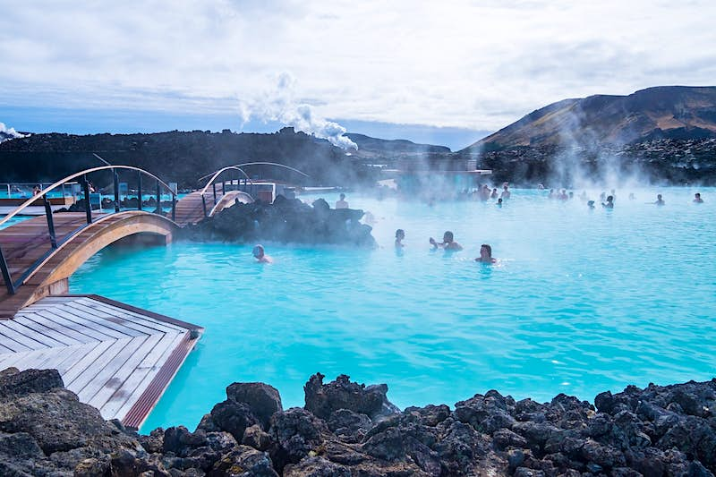Travel News - blue lagoon