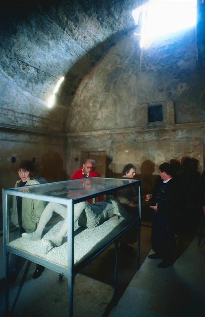 Travel News - pompeii budget