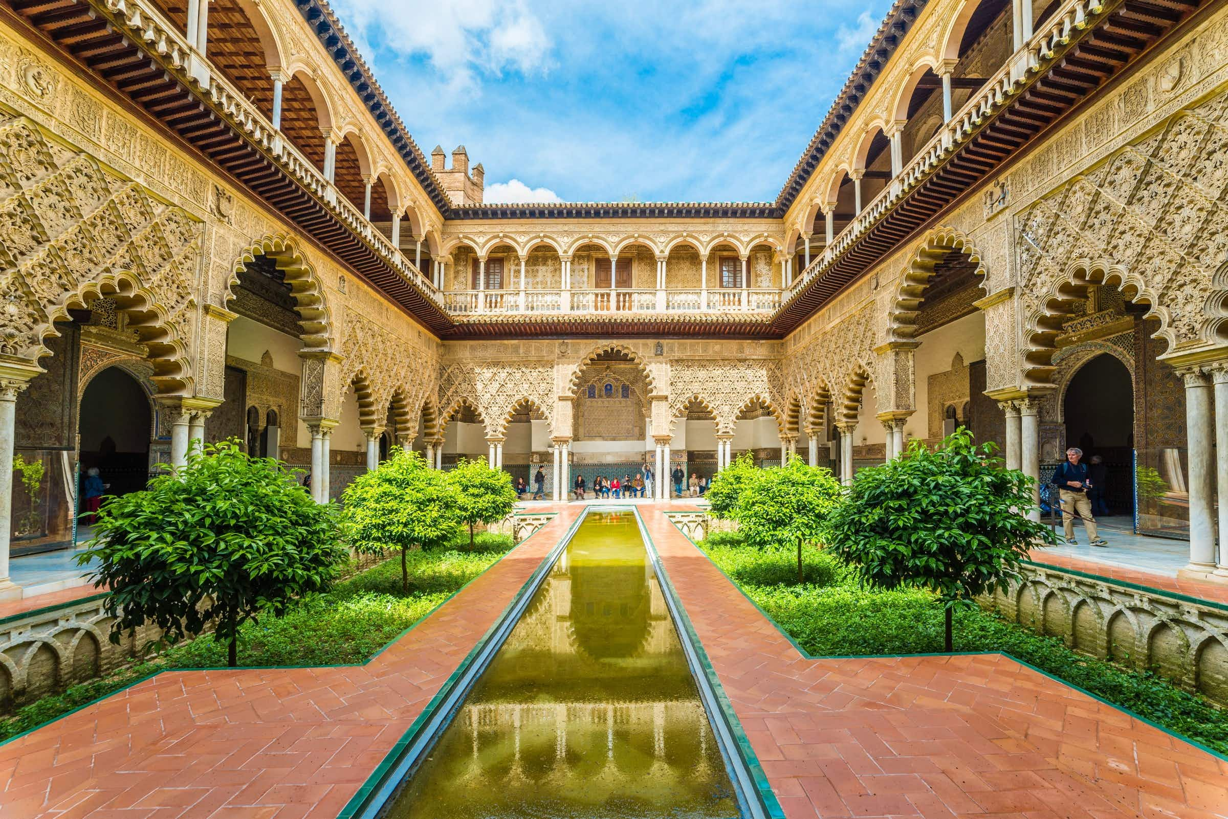 Seville is celebrating the historic 500th anniversary of Magellan's voyage