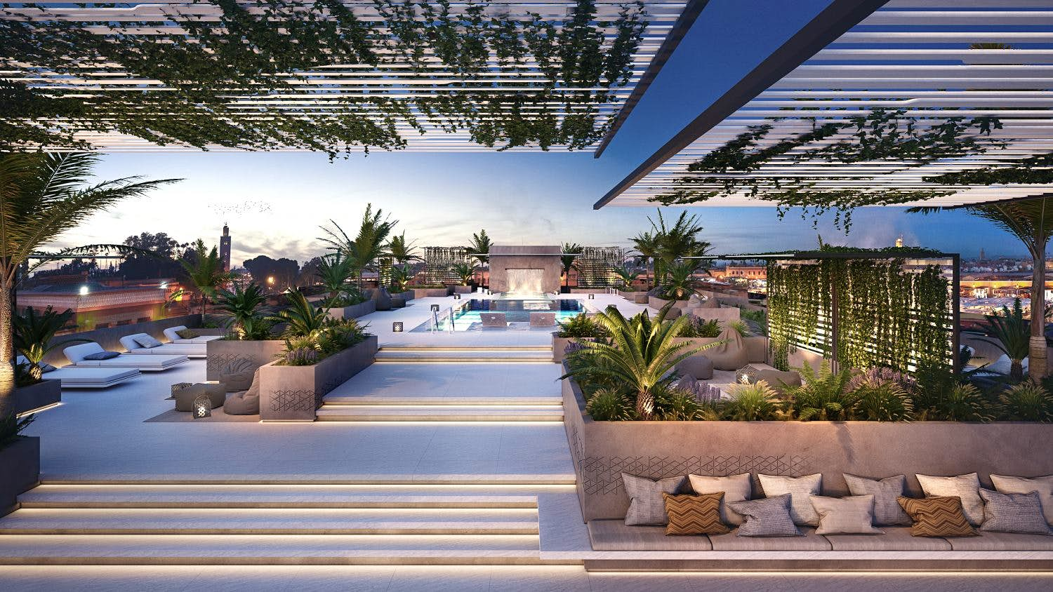 Footballer Cristiano Ronaldo To Open A Luxury Marrakesh Hotel In