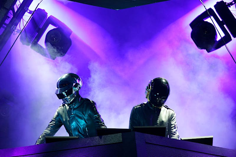Daft Punk are creating an art installation in Paris - Lonely Planet