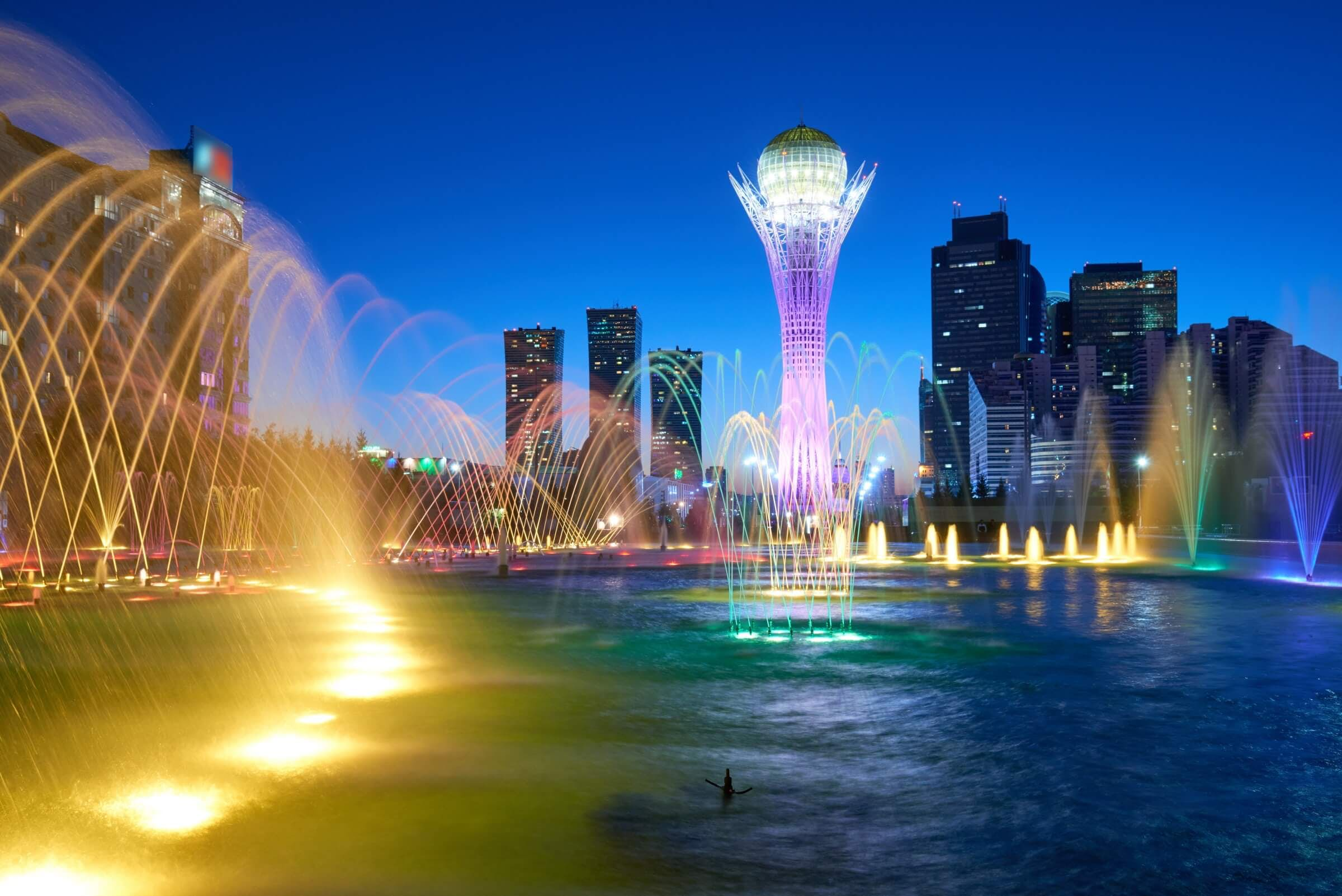 Kazakhstan has given its capital city a brand new name - Lonely Planet