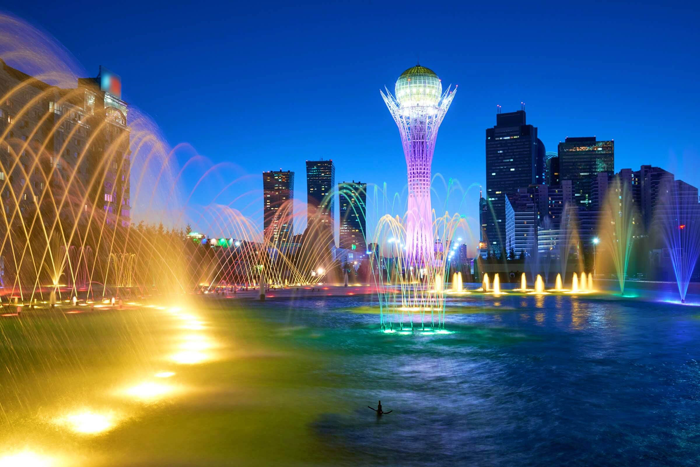 Kazakhstan has given its capital city a brand new name
