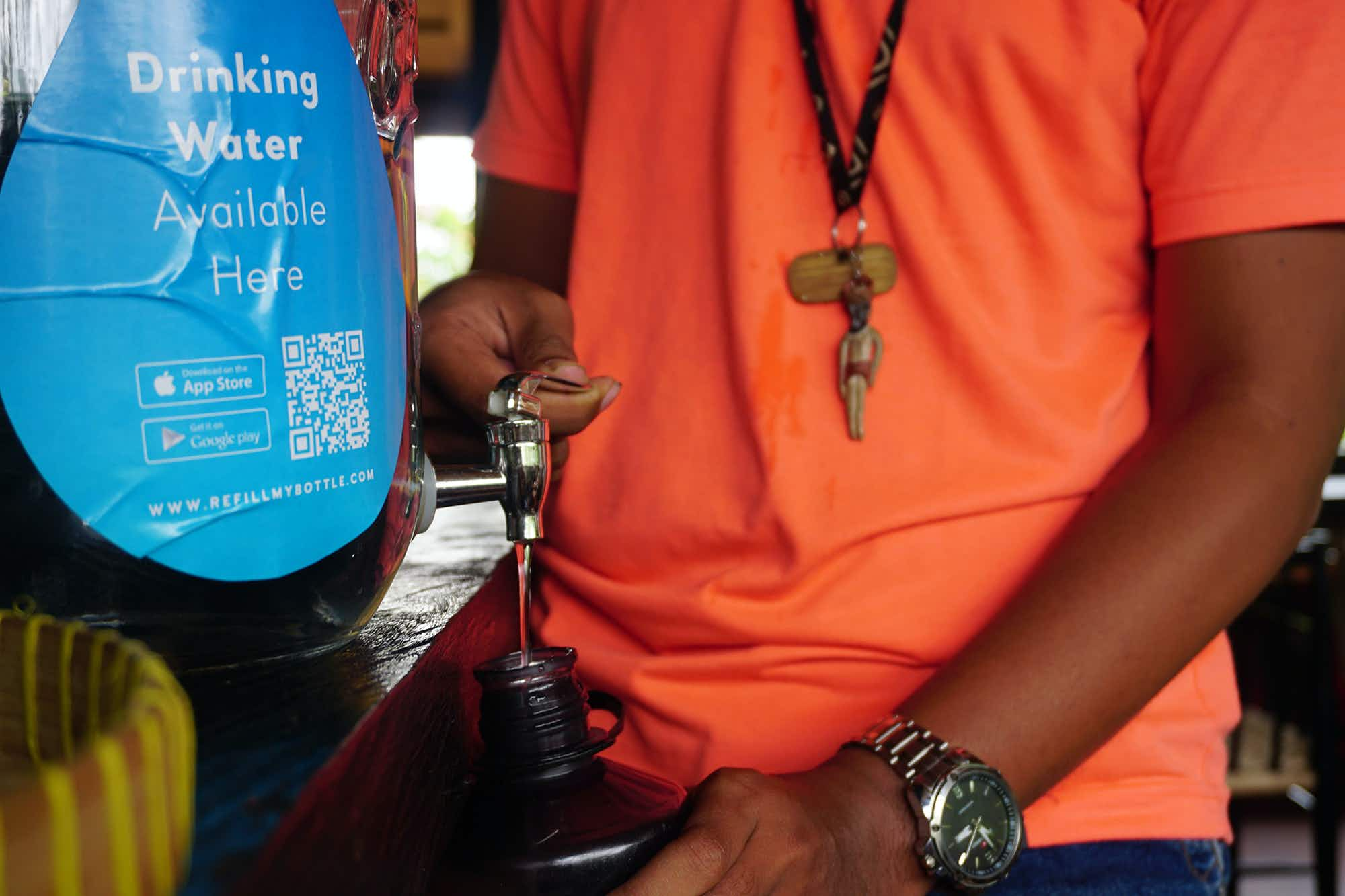 Drink more water while saving the environment in Southeast Asia