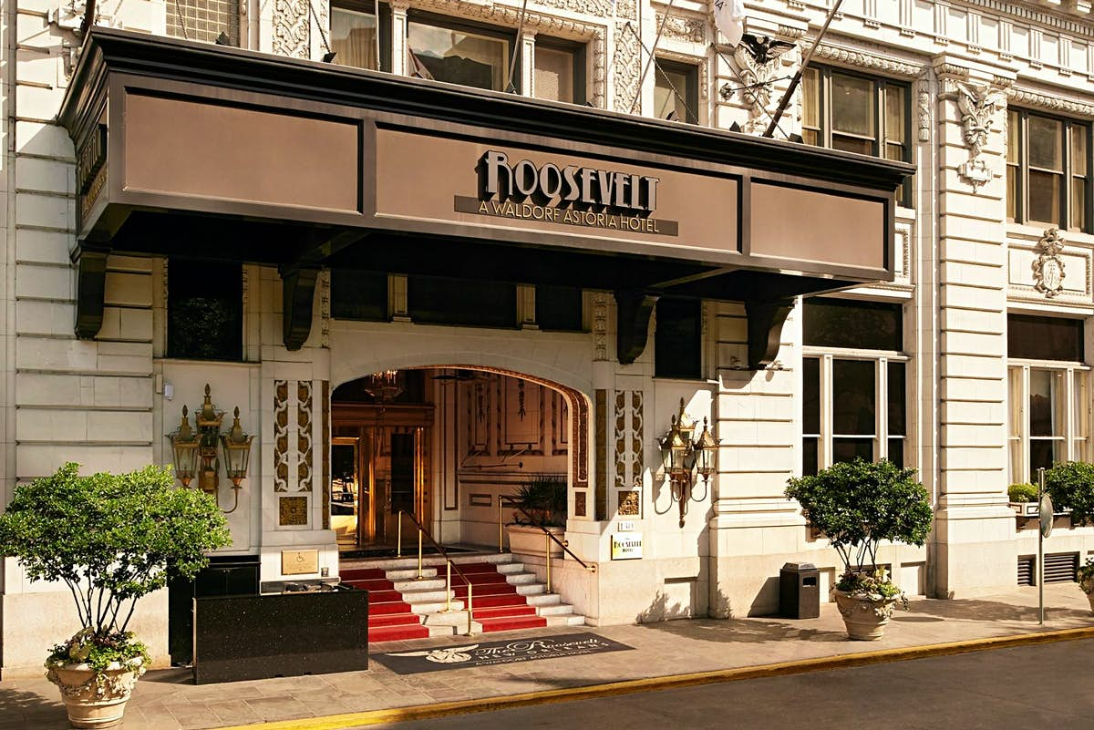 This US hotel is offering a $15,000 stay for the best item returned to it