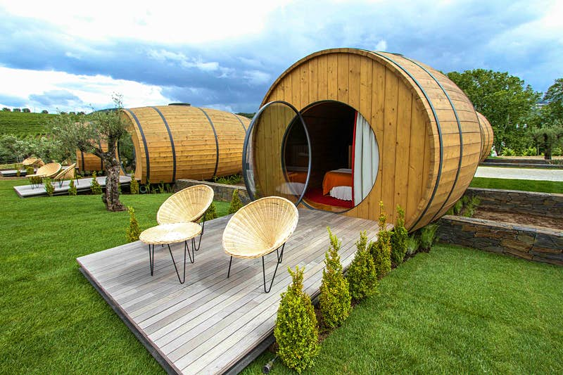 Sleep in a giant wine barrel at this centuries-old vineyard in Portugal - Lonely Planet