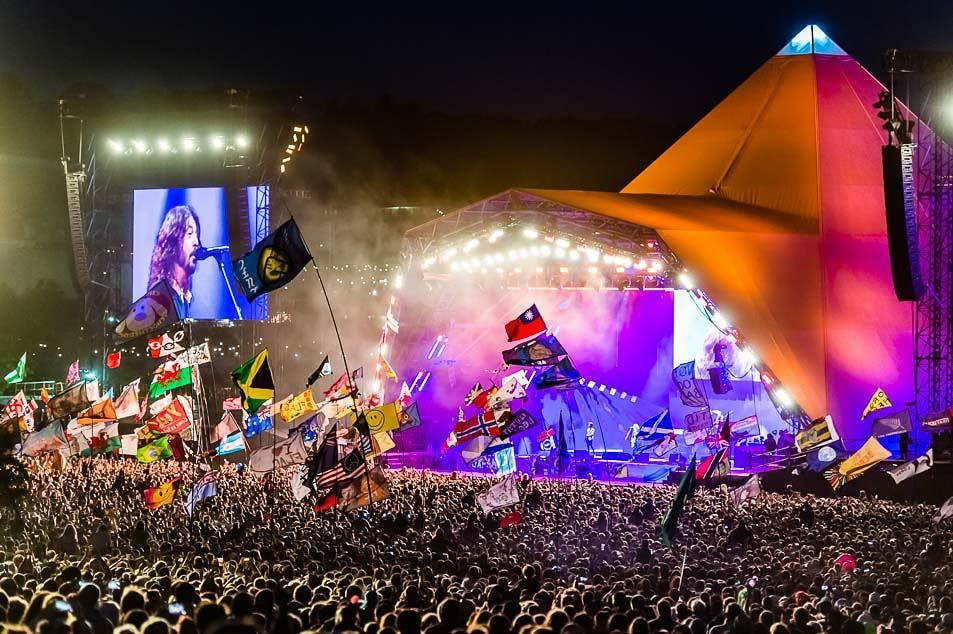 8. Glastonbury, UK – 731,742 hashtags. The UK's most popular festival, having been active for almost 50 years. The festival is mainly known for its music – comprising rock, pop, RnB and more - but also includes dance, comedy, theatre and circus acts. This year's fest is running from 26-30 June and will include performances from The Killers, Stormzy and Bastille.  Credit @glastofest Instagram