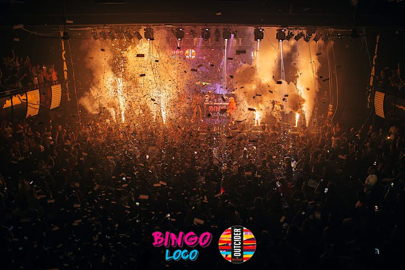 Have you experienced the travelling bingo-meets-nightclub
