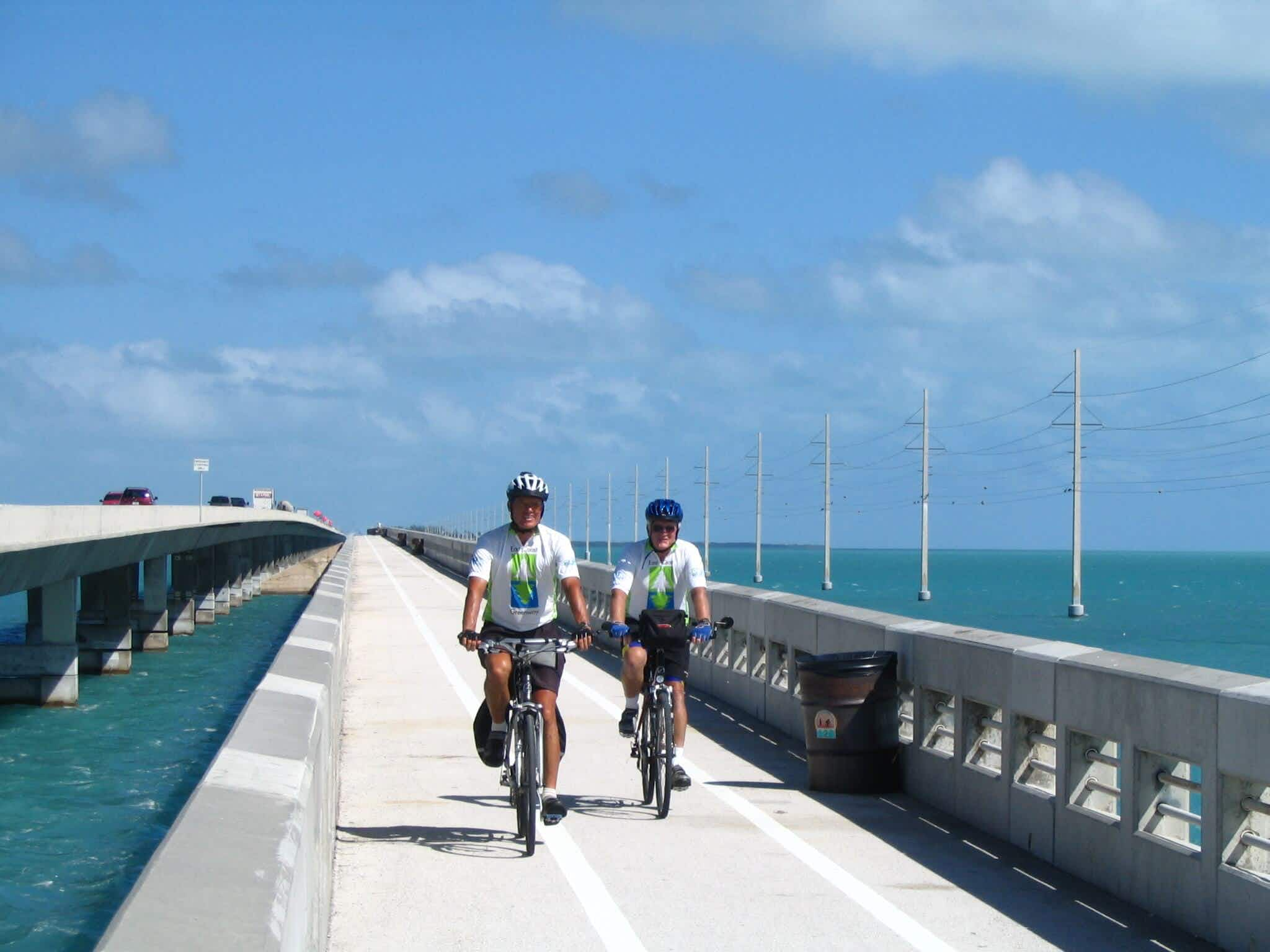 Hike or bike from Canada to Key West with this east coast route