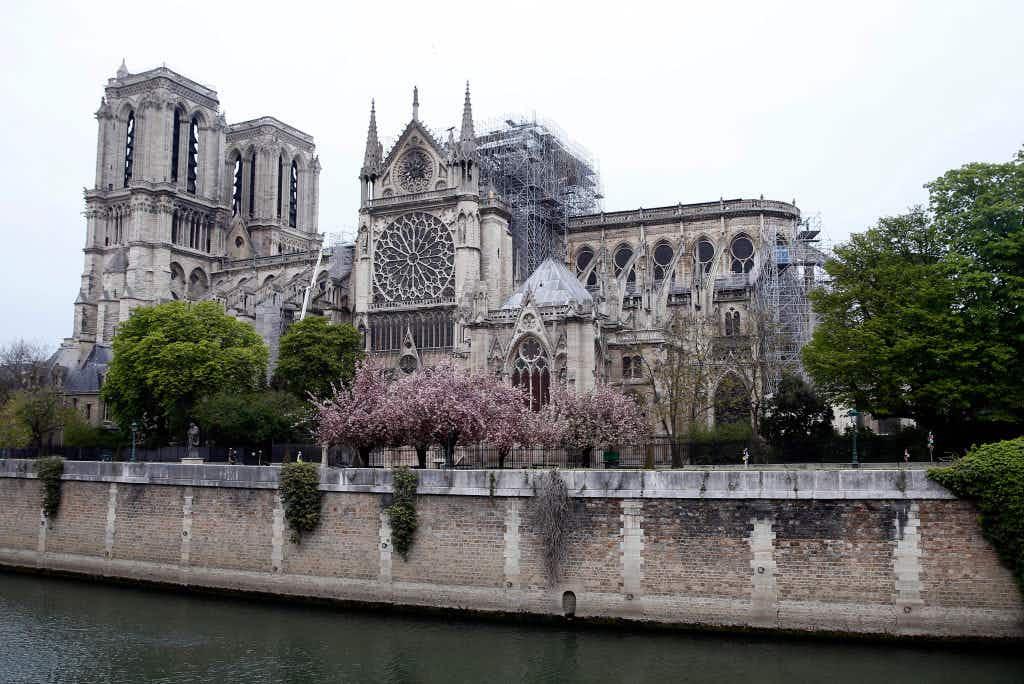 Massive international fundraising campaign underway to rebuild Notre Dame
