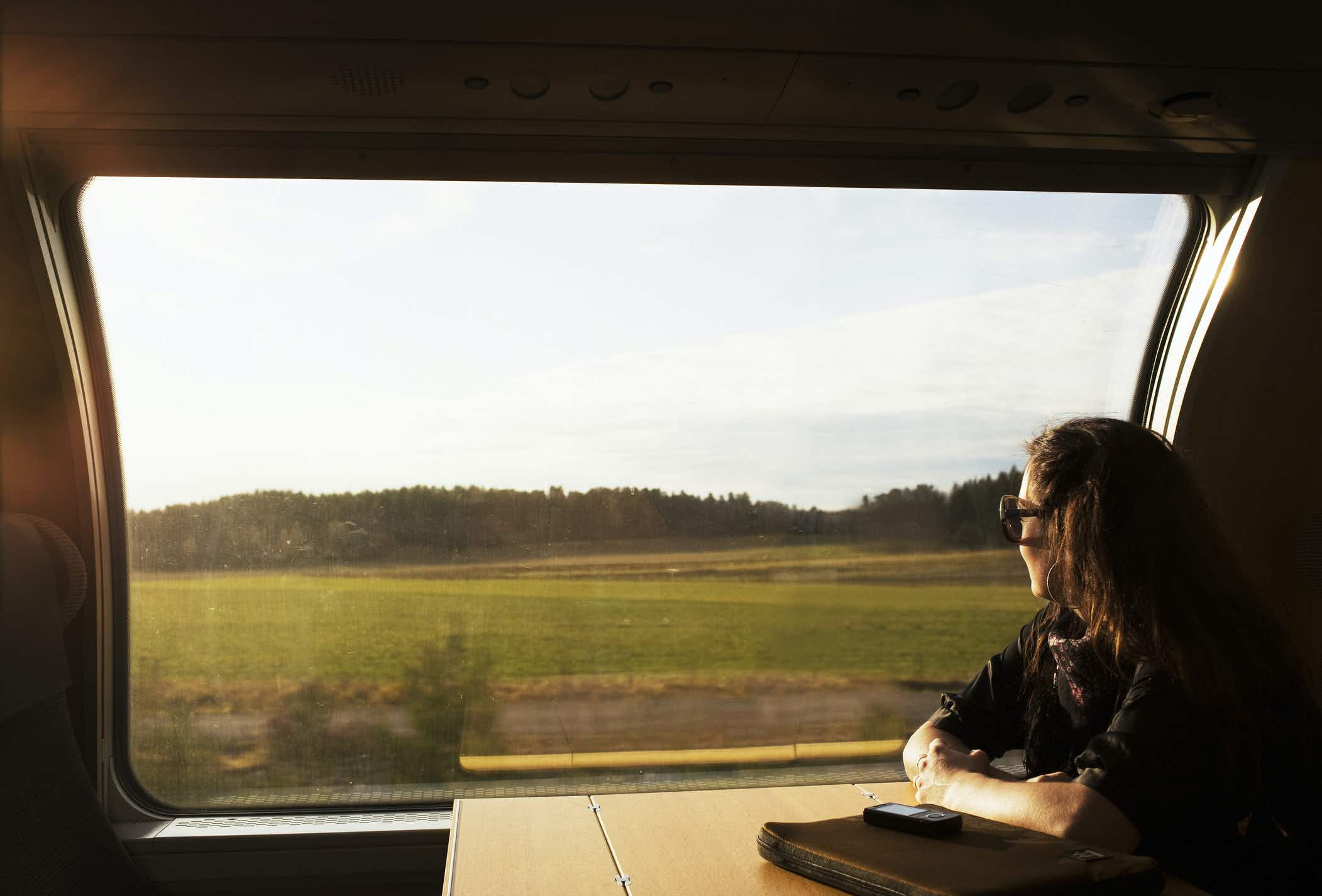 'Flight shame' is persuading Swedes to opt for rail travel over air