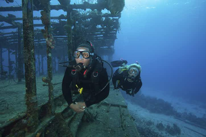 Divers can explore ancient Greek shipwrecks for the first time