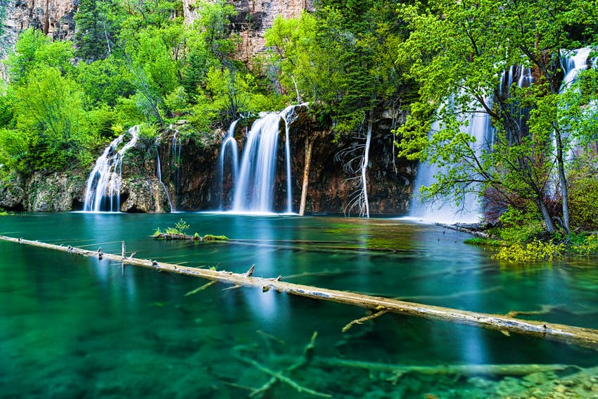 Thousands register to hike in Colorado's Hanging Lake during peak season -  Lonely Planet