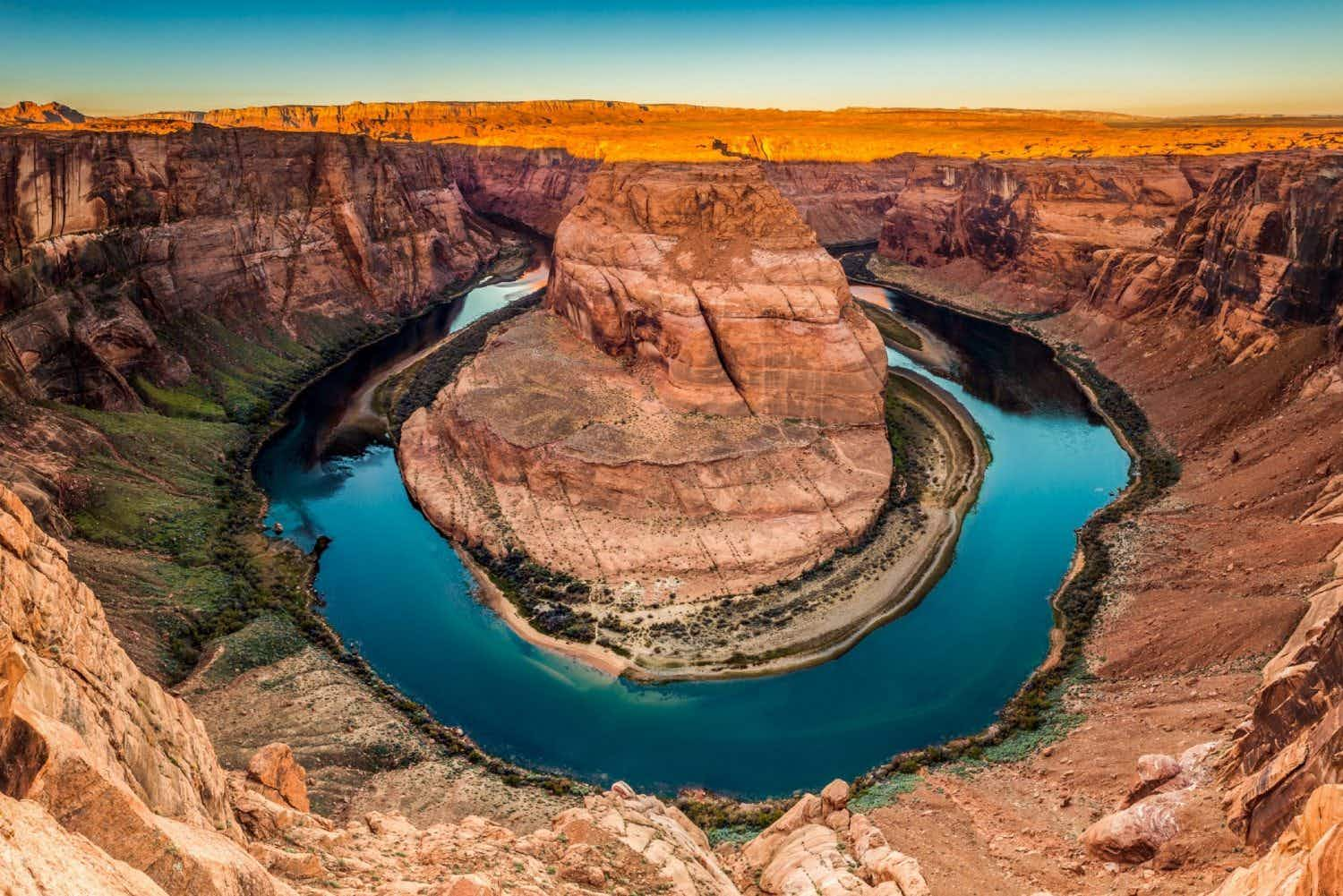 Arizona's Insta-famous Horseshoe Bend is now charging an entry fee