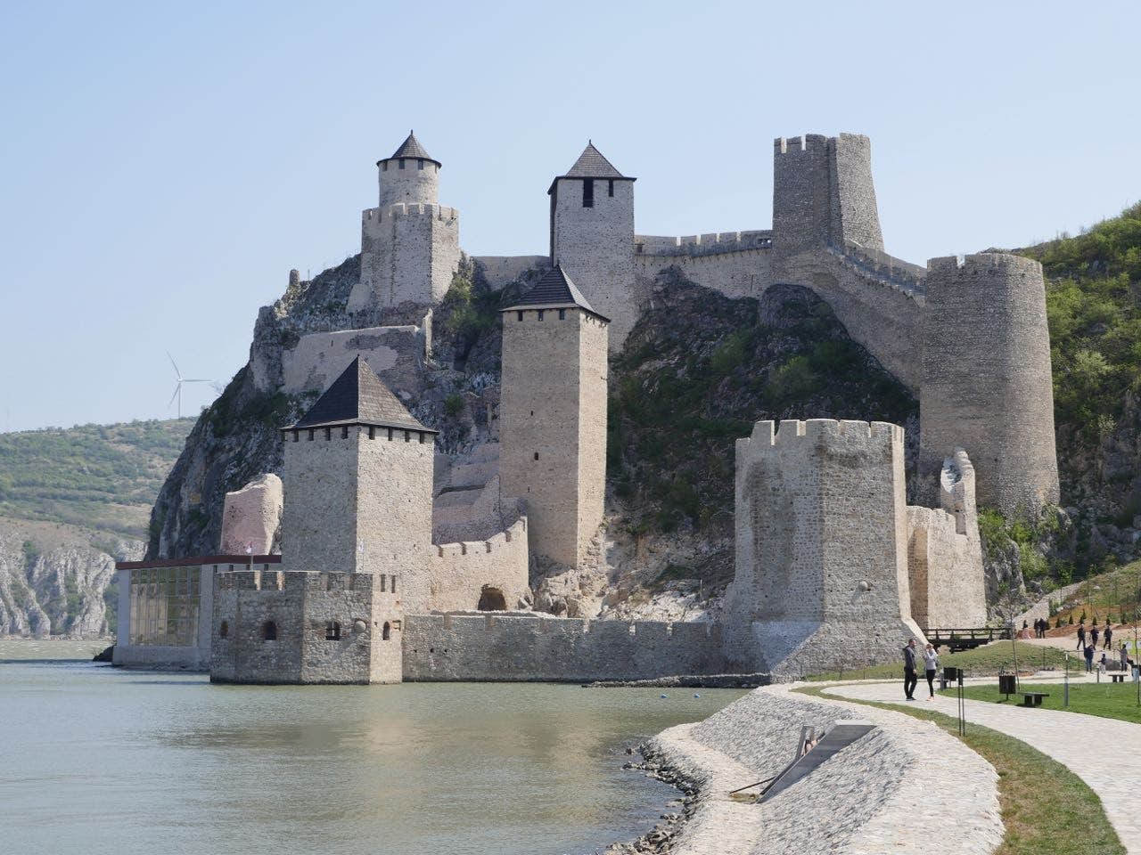 Serbia's Golubac Fortress once again offers spectacular views over the  Danube after a revamp - Lonely Planet