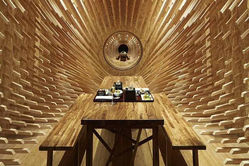 Travel News - Private dining experience for up to four people in art installation The Wonder Room (Photo credit Simon J Nicol)