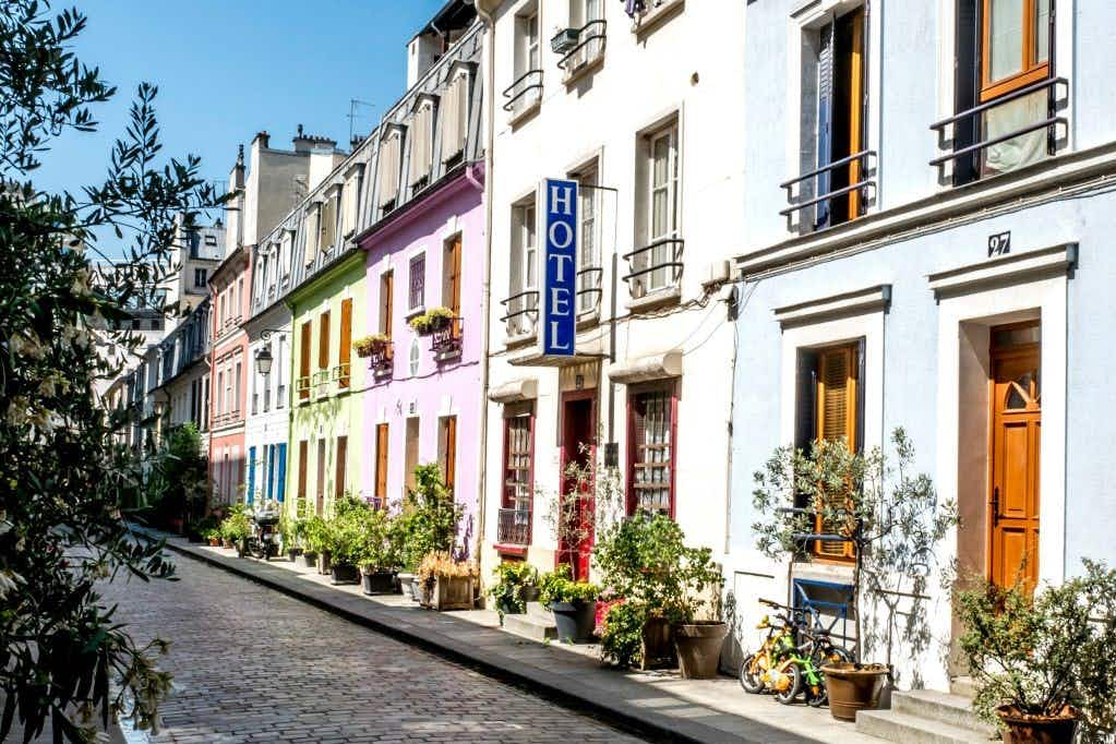 This picturesque street in Paris wants to ban Instagrammers