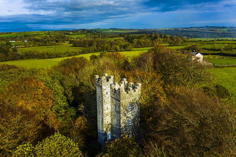 Travel News - ireland castle airbnb