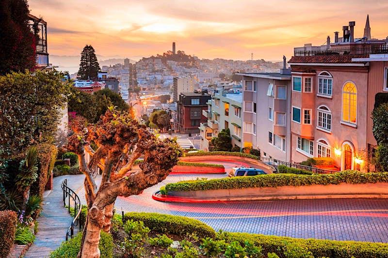 Travel News - Lombard Street