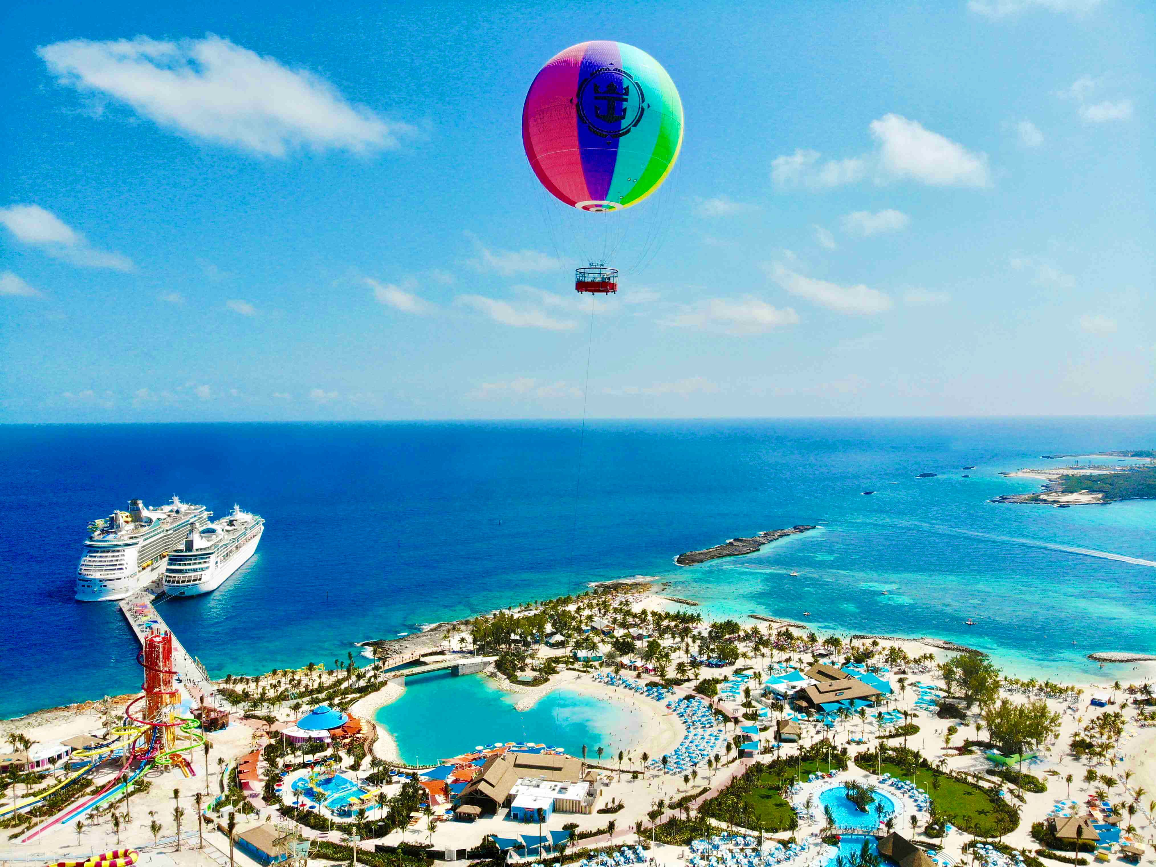 Royal Caribbean Unveils Its Private Island In The Bahamas