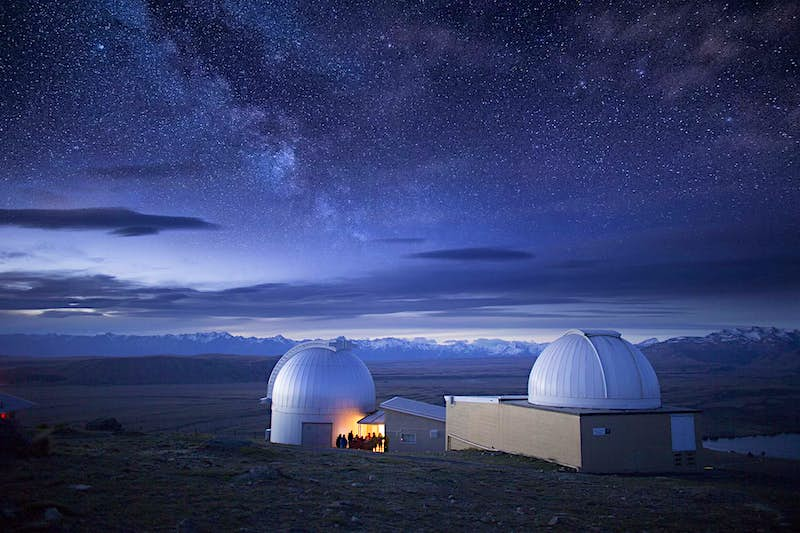 Here's why stargazers should consider a trip to New Zealand