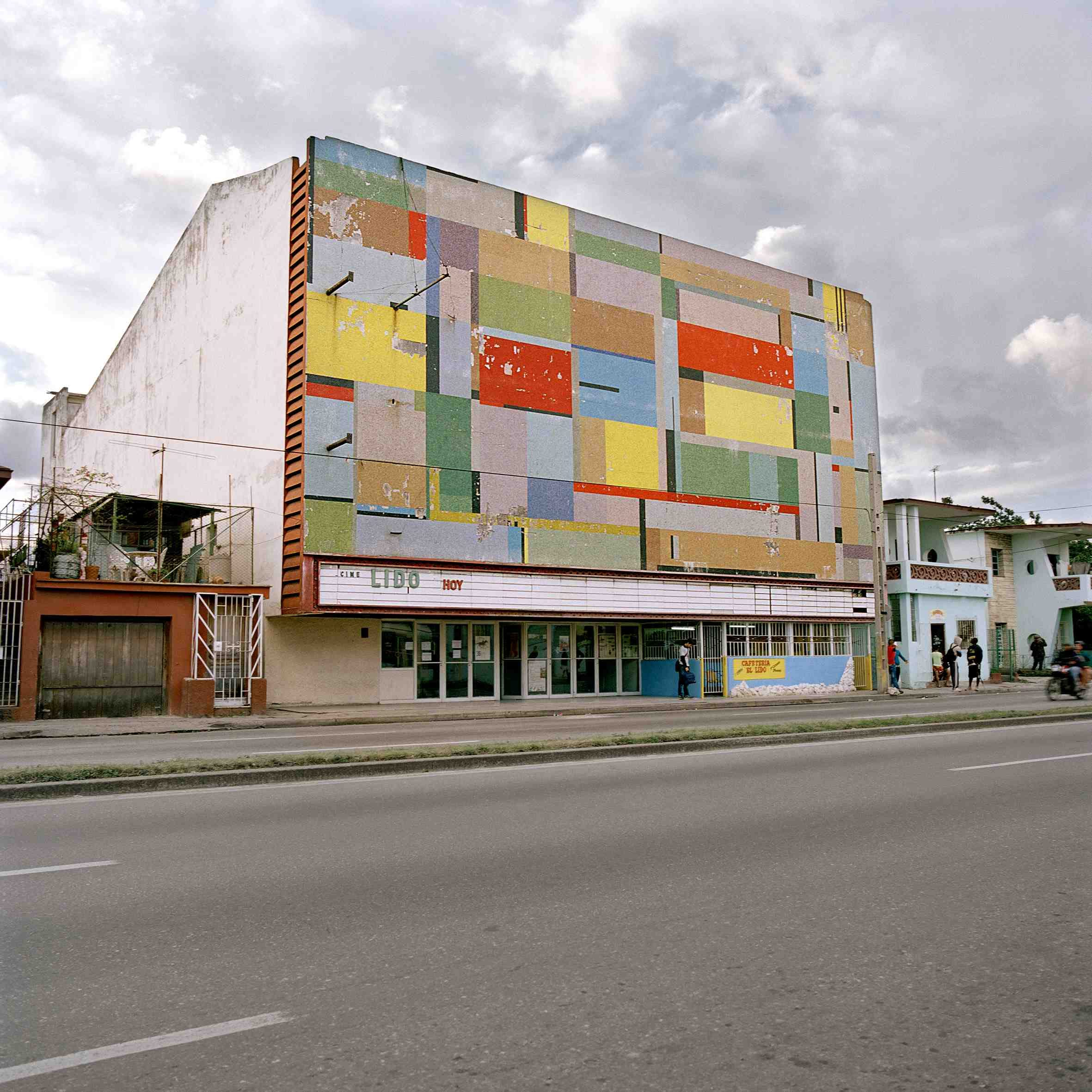 By 1958 Cuba had more movie theatres than the cities of Paris and New York combined.