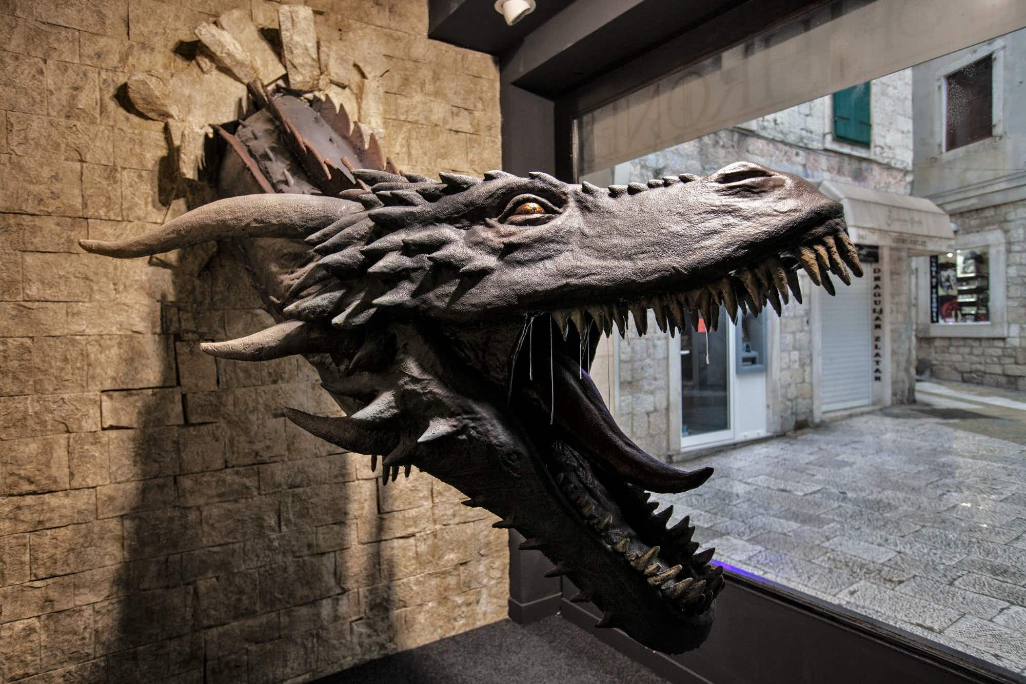 A new Game of Thrones museum opens in Split