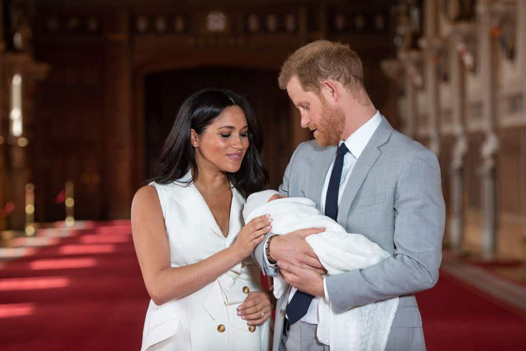 Prince Harry and Meghan Markle might take Archie on tour to Africa this year