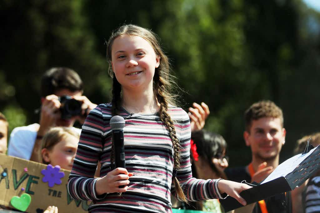 Greta Thunberg is sailing to NYC aboard an eco-friendly yacht