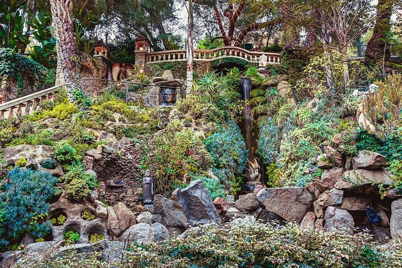 Escape to Harry Houdini's magical home in the Hollywood