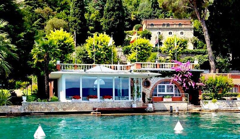 Ristorante Lido 84 in Gardone Riviera