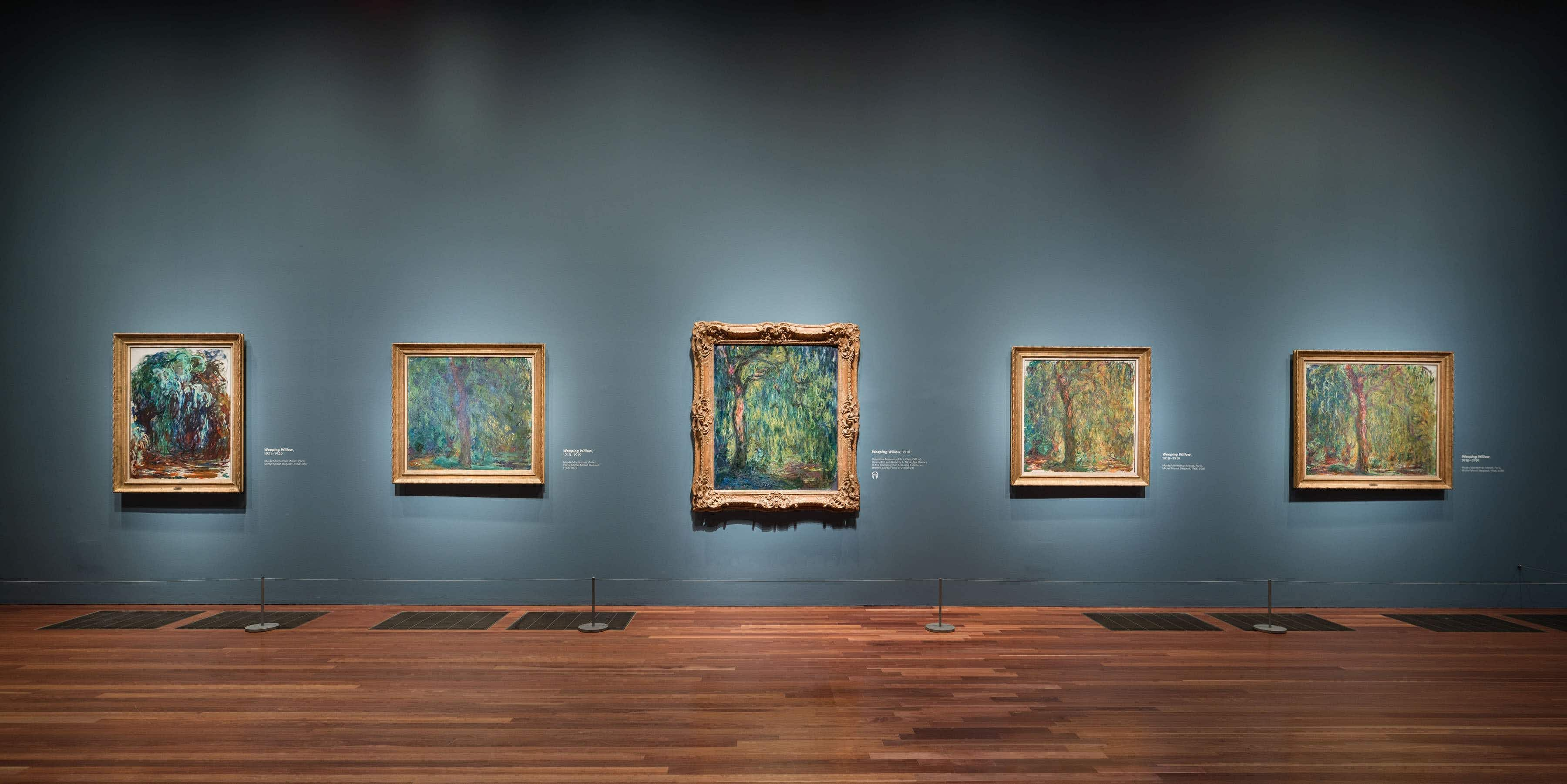 How to see Monet in peace in San Francisco