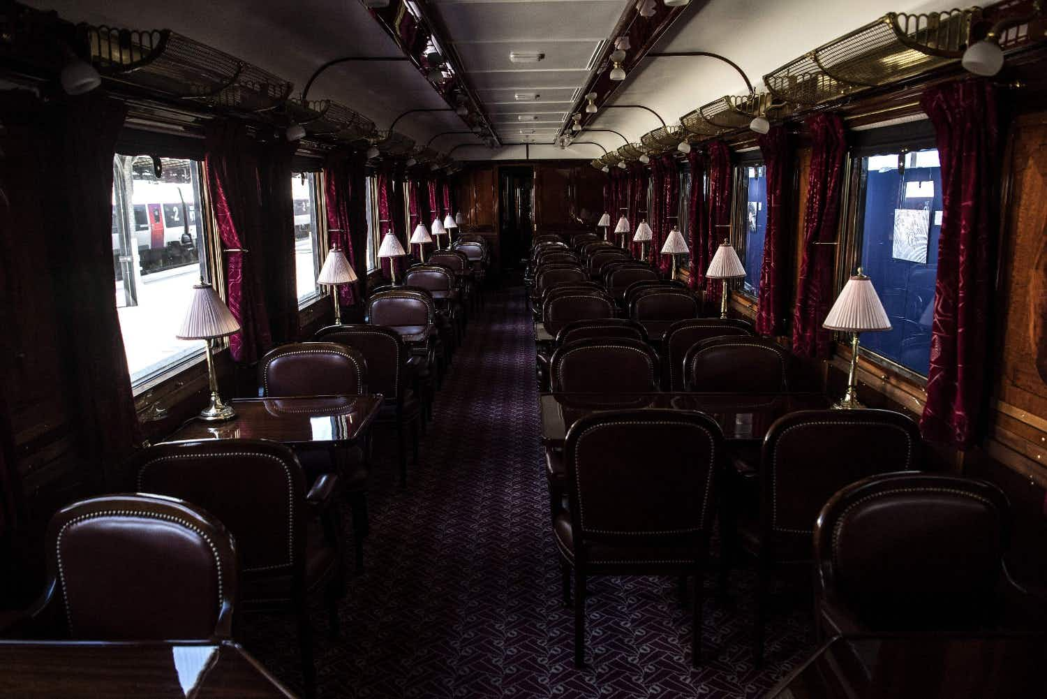 Grand refurbishment may herald the return of the historic Orient Express