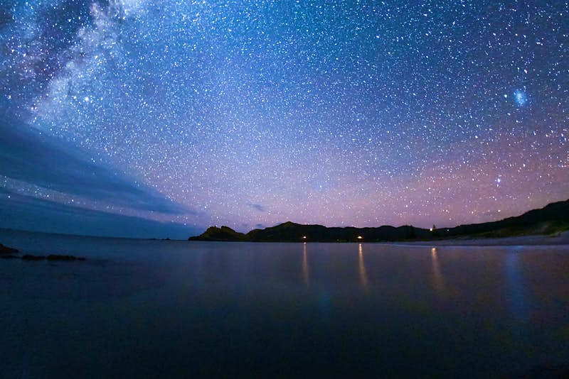Here's why stargazers should consider a trip to New Zealand this year