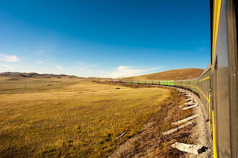 Travel News - Trans-siberian