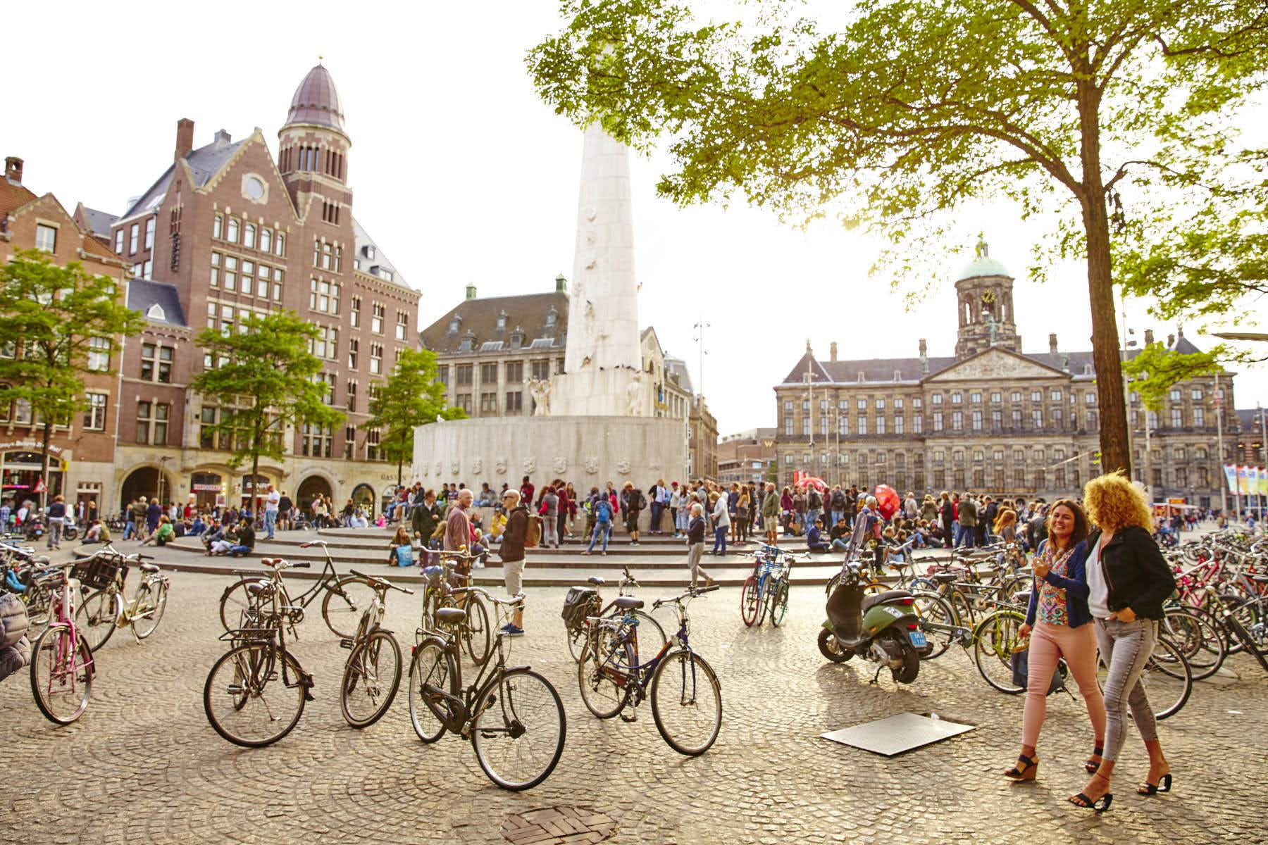 Amsterdam is making even more moves to become a cyclist's paradise