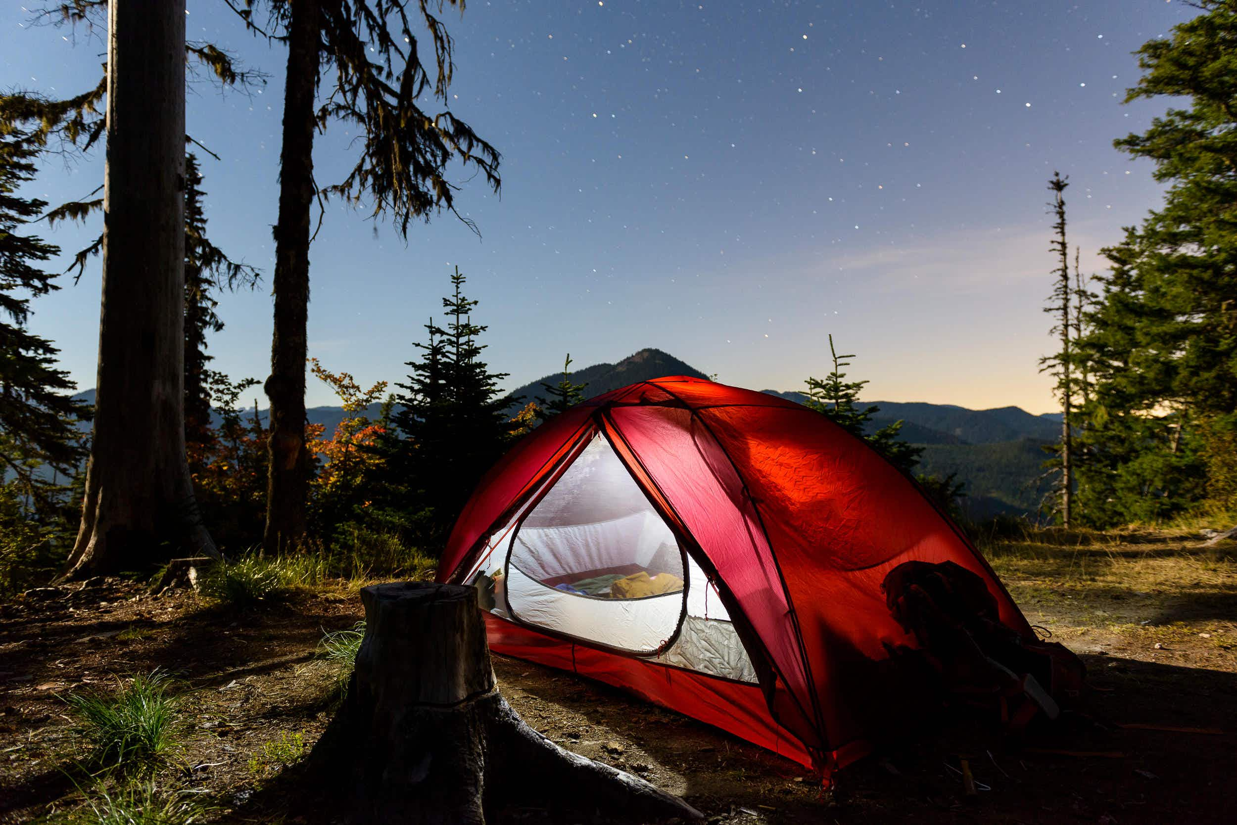 This new app lets you book your next campsite from your phone