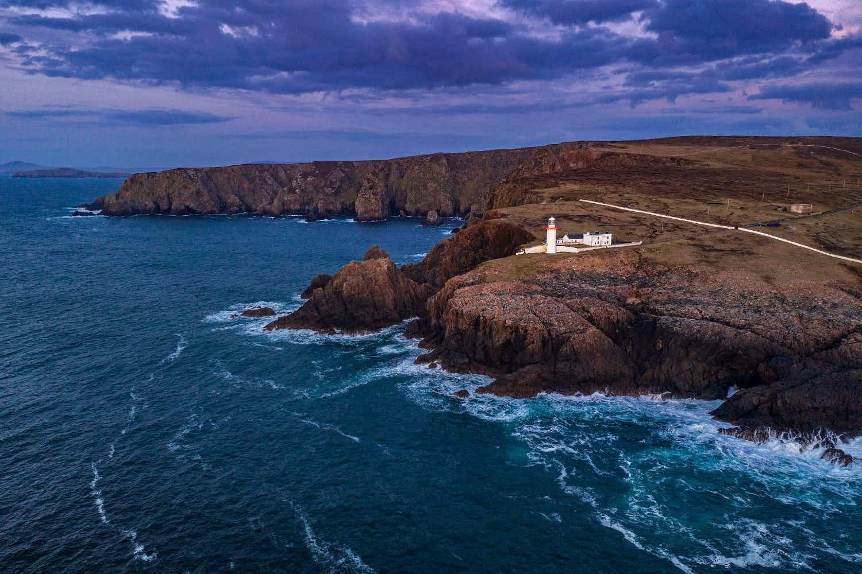 An idyllic Irish island is looking for new residents