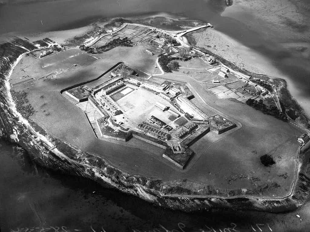 Explore the dark history of 'Ireland's Alcatraz' on a night tour