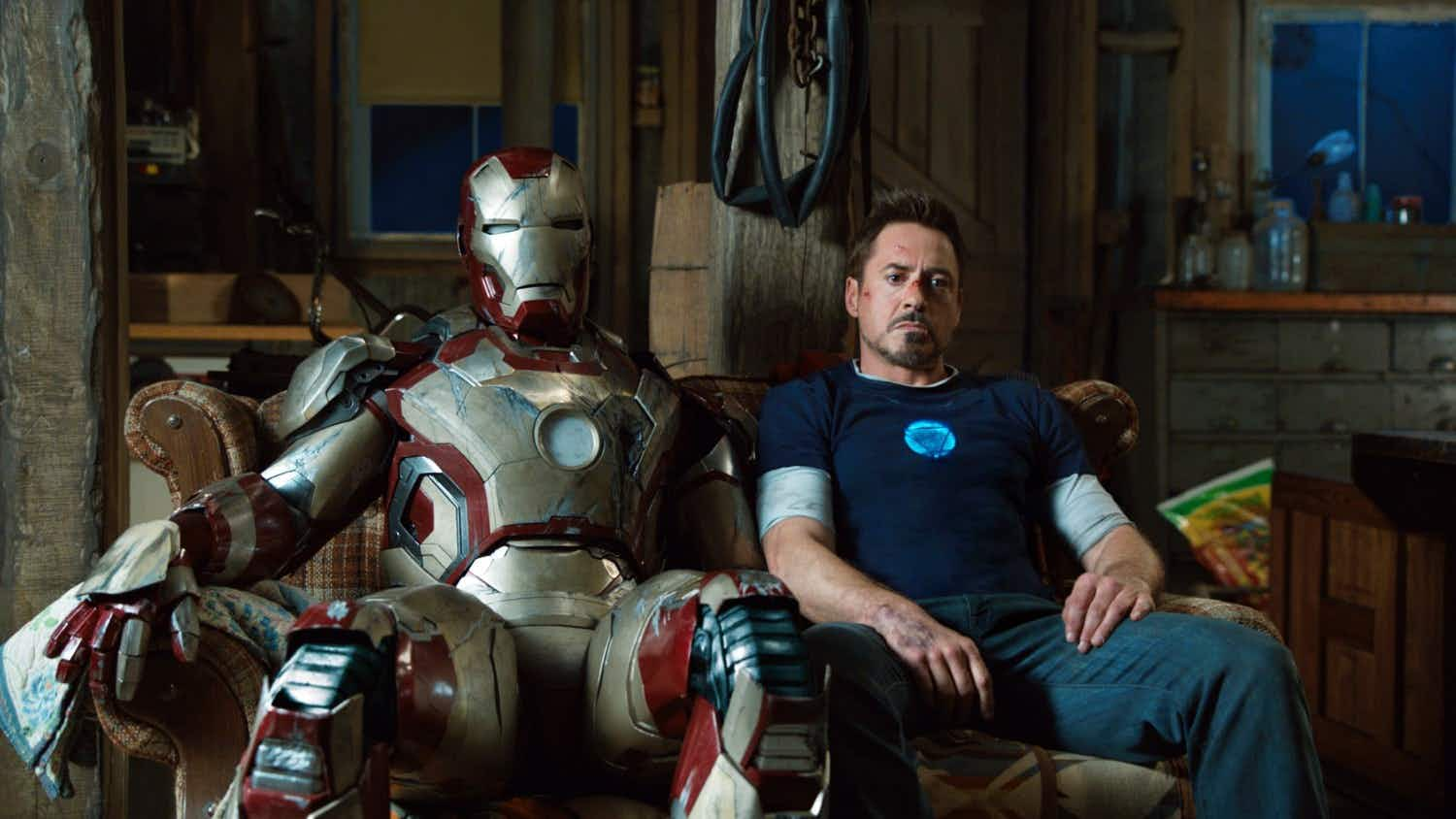 Live like Iron Man in Tony Stark's cabin in the woods