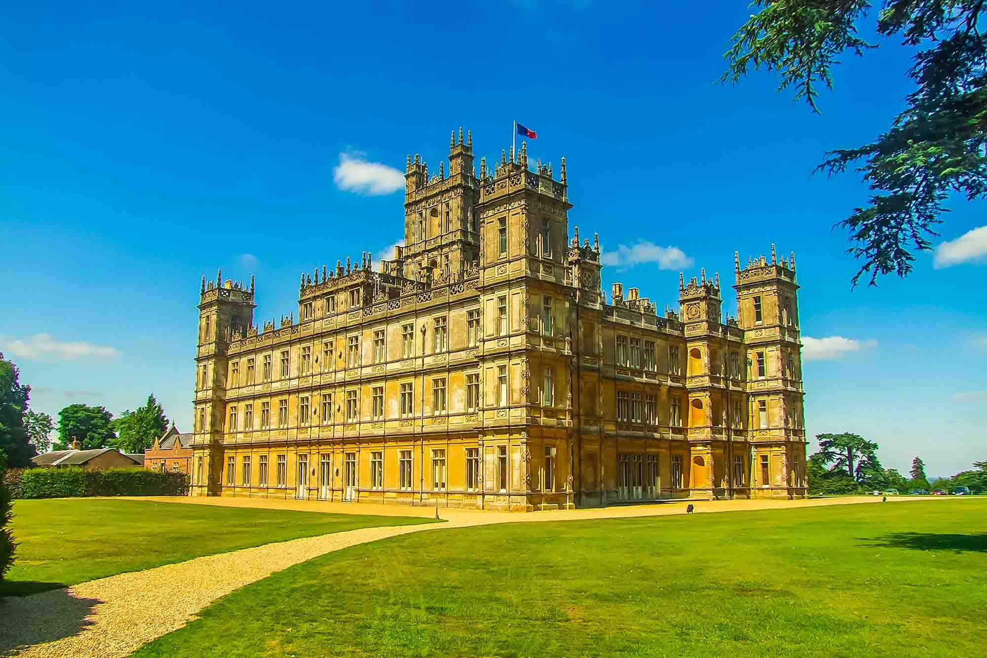 Have a Downton Abbey experience on this luxury barge cruise